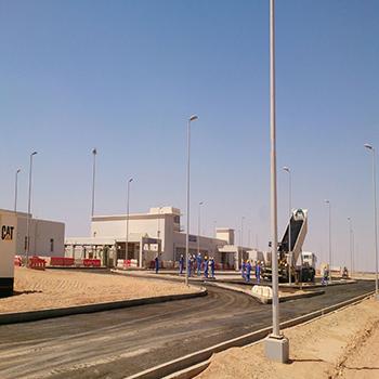 Bashair Nimr| Electrical works|Civil Construction|Heavy